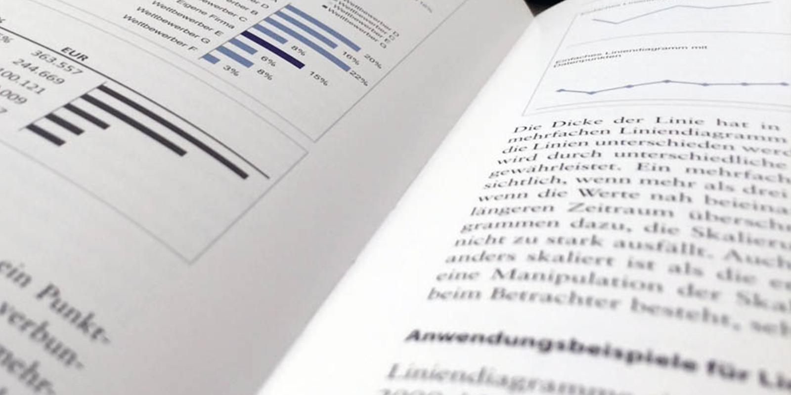 """Auszug aus dem Buch """"Visual Business Analytics:Effektiver Zugang zu Daten und Informationen"""" – dem ersten Fachbuch zu diesem Thema im deutschsprachigen Raum."""